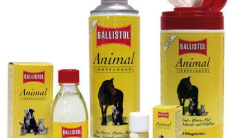 Pferdepflege-Geheimtipp: Versuch's mit Ballistol