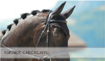 Ready fürs Reitturnier – die Turniercheckliste