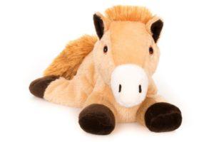 Geschenk-für-Mütter-und-Kinder-Pony-Wärmekuscheltier--300x200