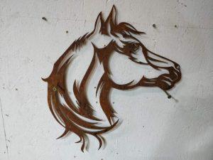 Pferdekopf-Wanddeko-300x225