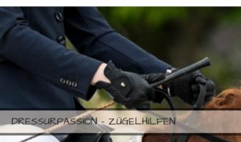 Zügelhilfen nach der klassischen deutschen Reitlehre