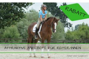Attraktive online Angebote für Reiter - Reiter Deals