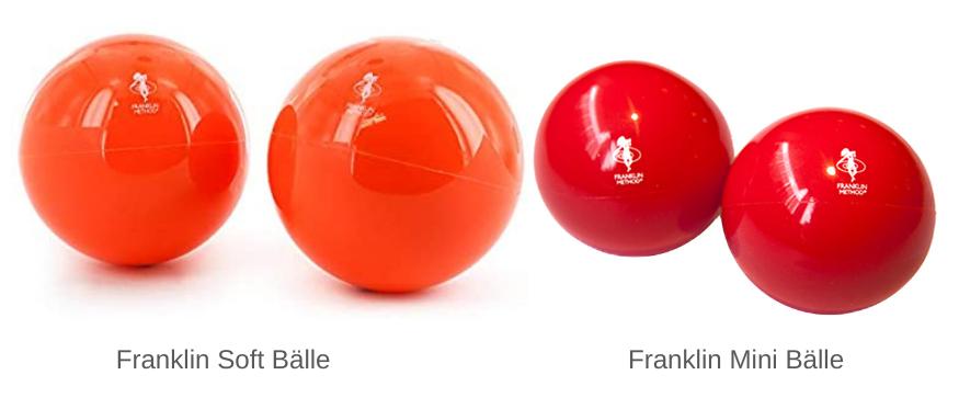 Franklin-Bälle-Soft-und-Mini