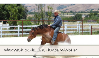 Warwick Schiller Horsemanship