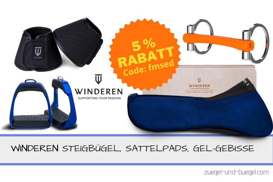 Winderen-Rabattcode